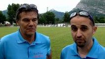 10 ans Footisère le mot de la fin de  Cedric Bruno et Bruno Guiguet
