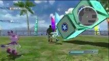 Sonic The Hedgehog - Silver - Mission 9 : Protège les barils du quartier des entrepôts !