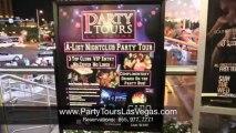 Las Vegas Club Crawl; Party Tours Las Vegas