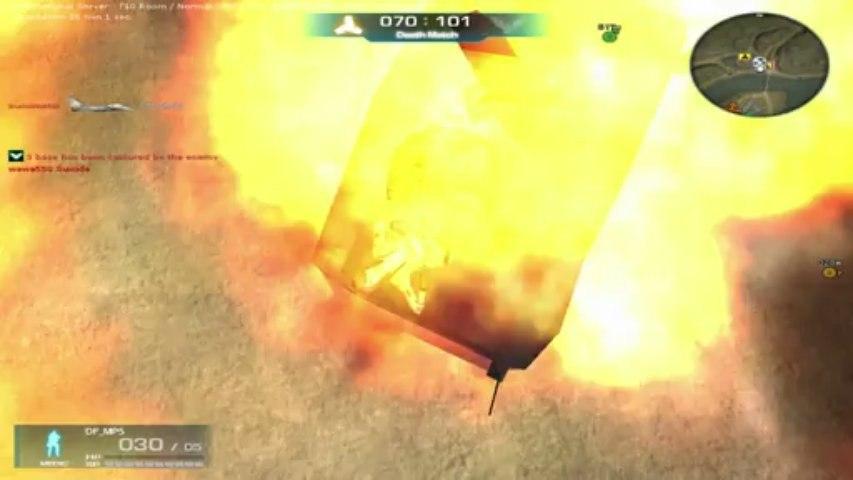 War Rock Game Play - August 6, 2011