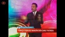 Berdan Mardini düet Irak  İZMİR 11.Türkçe Olimpiyatı