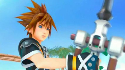 Trailer d'annonce ! de Kingdom Hearts III
