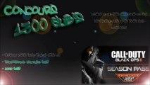 Jeu - concours - 1300 sub_s gagne ton season pass PS3 !