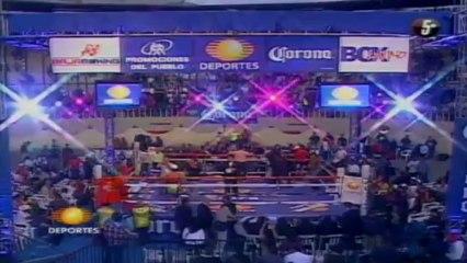 2013-06-08 Adrian Estrella vs Luis Carlos Martinez