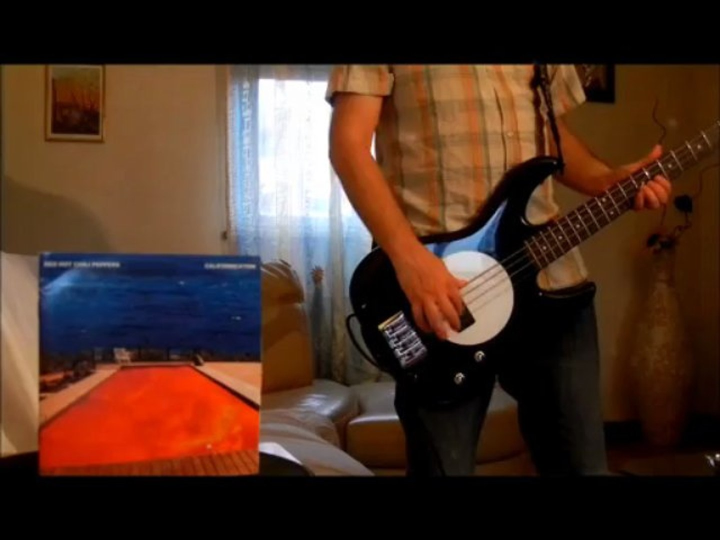 Californication (Bass Cover)