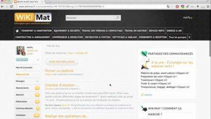 WiKiMat - Comment se géolocaliser ?