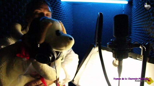 Micky chante l'Hymne de la Charente-Maritime Summer Edit. avec Franky Filing