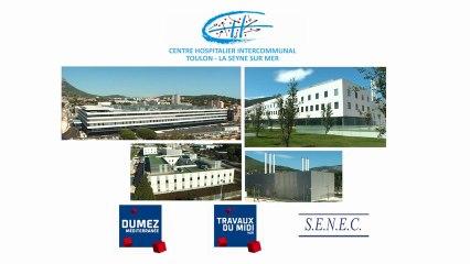 Hôpital Sainte Musse - TOULON
