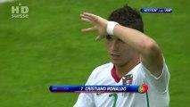 Cristiano Ronaldo vs Czech Republic Euro 2008 HD 720p by MemeT