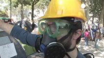 Istanbul : les manifestants plus déterminés que jamais