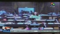 Ecuador: Asamblea Nacional apoya al gobierno de Venezuela