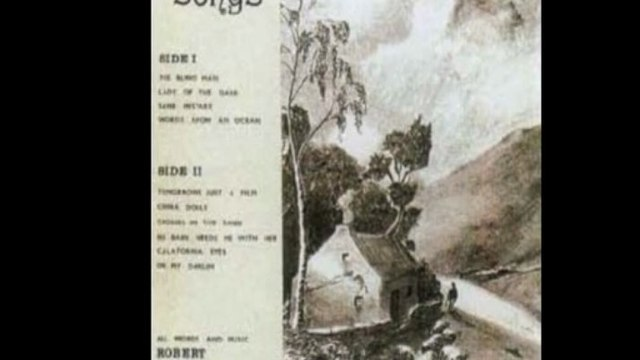 "Robert Hinchliffe""Grosses In The Sand""1970 US Private Acid Folk"