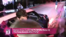 Entertainment News Pop: Darren Criss Cozies Up To GF Mia Swier At The Tony Awards After Party!