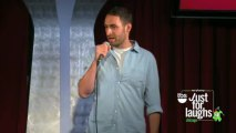 Just For Laughs Chicago - Aaron Weaver - Bus Riding