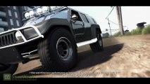 E3 2013: The Crew | Demo Walkthrough (Commented) [EN] | FULL HD