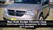 2013 Dodge Grand Caravan Round Rock, TX