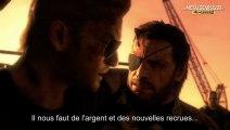 Metal Gear Solid V : The Phantom Pain - E3 2013 Français (Extended Director's Cut)