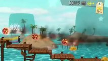 Runner 2 : Future Legend of Rythm Alien - Quelques phases de gameplay (E3 2013)