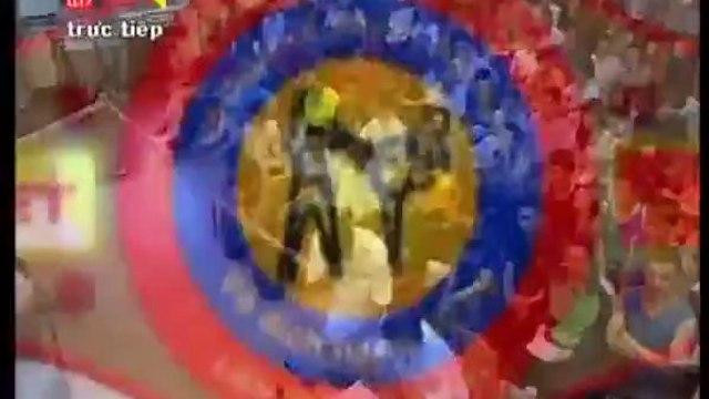Giải võ cổ truyền - Trận 1: Võ sĩ Nguyễn Đức Đại (TPHCM) - Trần Văn Sỹ (BR - Vũng Tàu)