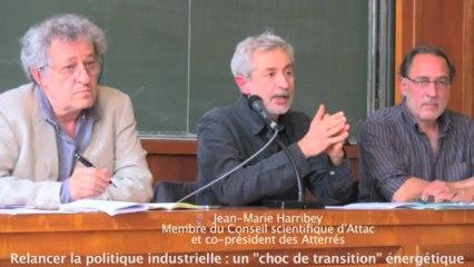 2/4 Conférence-débat L'austérité ne marche pas..... : comment en sortir ?