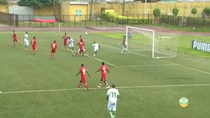 Résumé AFRICA - STELLA 0-1 (Ligue1 CIV J23)