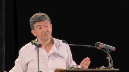 Intervention de Jean-Luc Mélenchon au meeting de Rennes