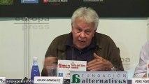 """González: """"Es irracional pedir el mismo déficit a CCAA"""""""