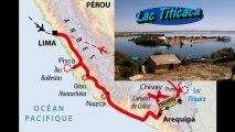 Pérou, LacTiticaca (HD) Iles des Uros et Taquile