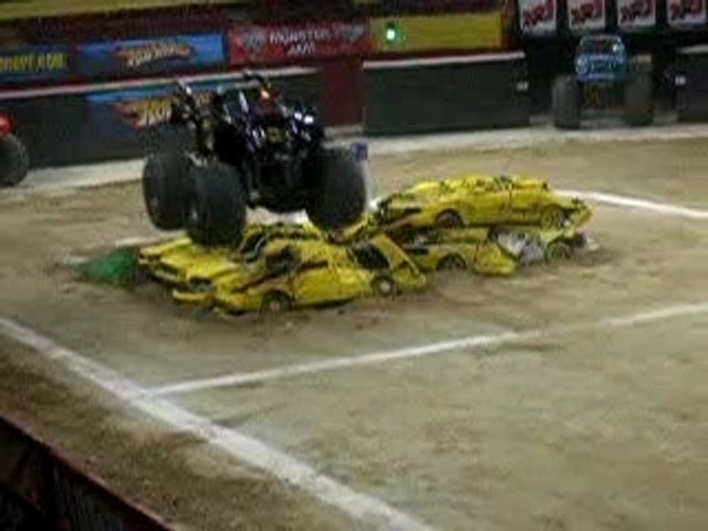 hot wheels monster jam