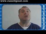 Russell Grant Video Horoscope Capricorn June Thursday 13th 2013 www.russellgrant.com