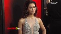 Janina Gavankar TRUE BLOOD Season 6 Premiere ARRIVALS