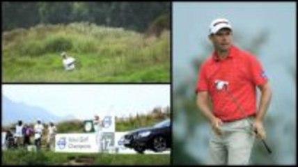 GOLFTOTAL TOUR LOUNGE: Volvo Golf Champions