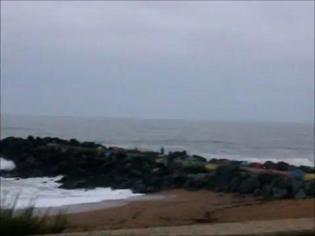 Anglet surf report - 13 Juin - 06h30