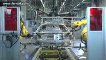 Autosital - Systèmes de controle électronique dynamique Ferrari