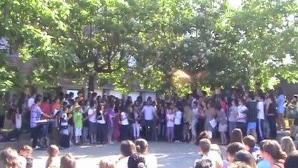 21 Juin 2012 - Collège Malraux - Romans sur Isère