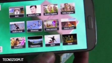 Samsung Galaxy S4 video recensione in italiano