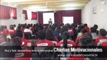 Expositor Talleres Motivacionales | Perú