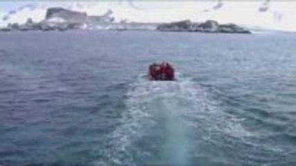 Expedition mit der Alexander von Humboldt in die Antarktis