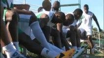 Confed Cup: Nigerias Fußballer fordern mehr Geld
