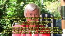 Dr Rauni Kilde mówi o spisku świńskiej grypy