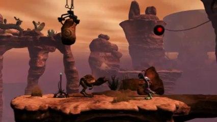 E3 2013 Trailer de Oddworld: New and Tasty