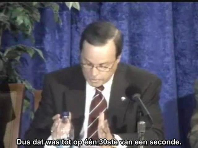 David Chandler 13 - WTC7: NIST Finally Admits Freefall (Part 2A) - Dutch subs