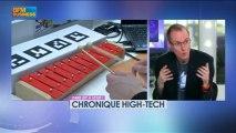Laster Technologies double Google et ses Google glass : Anthony Morel, Paris est à vous - 14 juin
