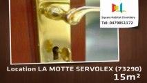 A louer - Parking/box - LA MOTTE SERVOLEX (73290) - 15m²