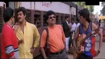 UNNAI THEDI | Ajith | (Tamil) Vijay & karan comes to village