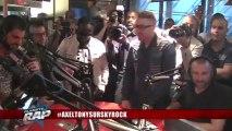 """Gros freestyle d' Axel Tony """"#Hashtag"""" dans Planète Rap"""