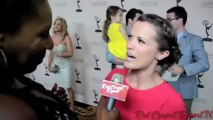 Melissa Claire Egan at the 40th Annual Daytime Emmy Awards Nominee Reception @MClaireEgan
