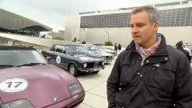 BMW Sports & Classic Rallye 2013 - Interview with Jens Marquardt