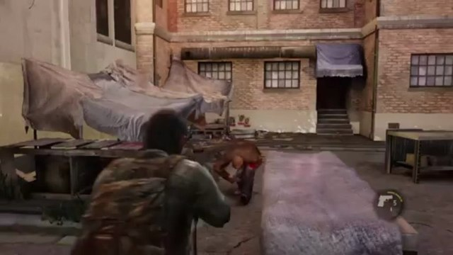 The Last of Us PS3 720P Walkthrough Part 3 - No Commentary - Finding Robert