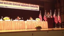 _Dr. Wakar Uddin ( Myanmar Muslims Genocide Awareness Convention, Los Angeles)_‏